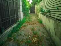 улица 15-Narrow стоковая фотография rf