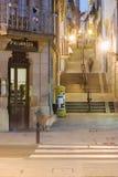 улица plentzia города Стоковое Изображение RF