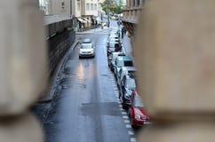 улица prague Стоковая Фотография RF