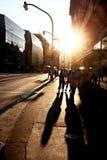 улица prague Стоковые Изображения