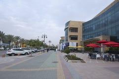 Улица Tahlia в Эр-Рияде, Саудовской Аравии, 01 12 2016 Стоковые Изображения RF