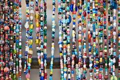 улица varanasi Индии bijoterie стоковые фото