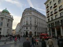 Улицы вены стоковые фотографии rf
