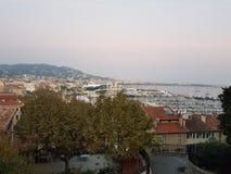 Улицы Монако Стоковые Изображения RF
