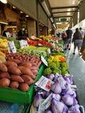 Улицы Сиэтл Рыночное месте Pike стоковое изображение rf