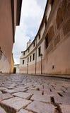 Улицы старого Праги стоковые изображения
