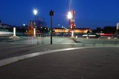 улицы Стоковое Фото