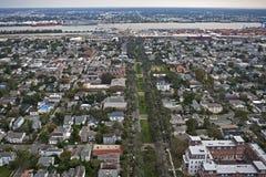 Улицы New Orleans Стоковые Фото