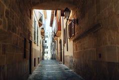 Улицы Palma de Majorca Стоковое Фото