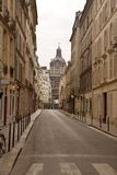 улицы paris Стоковое Изображение