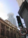 улицы shanghai Стоковое Изображение