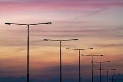 Уличные светы. Стоковое фото RF