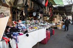 Уличный рынок стоковые изображения rf