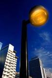 уличный свет Стоковая Фотография