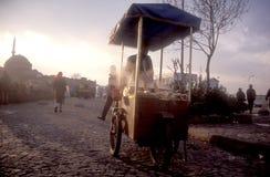 уличный торговец Стоковое Изображение RF