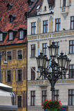 Уличный фонарь Стоковые Фотографии RF