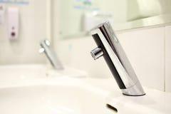 Ультракрасный Faucet датчика Стоковое Изображение RF