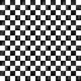 Ультрамодная checkered предпосылка картины иллюстрация штока