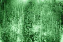 Ультра зеленая текстура олова, стальная поверхность стены или металлическая алюминиевая предпосылка Стоковое Изображение RF
