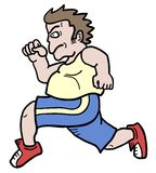 Уменьшите вниз спорт Стоковые Фотографии RF