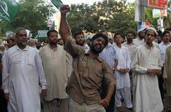 умерщвление Пакистан Стоковое фото RF