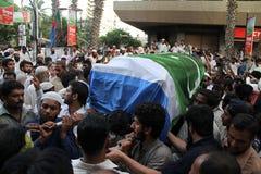 умерщвление Пакистан Стоковые Изображения