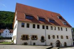 Умирает ehemalige Schlossmuhle Стоковое Изображение