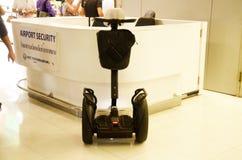 Умное электрическое колесо доски баланса самоката для охранника мы Стоковое Изображение