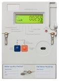 Умный метр электричества Стоковые Фотографии RF