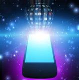Умный телефон Стоковая Фотография