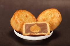 луна еды китайца торта известная Стоковая Фотография RF