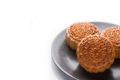 луна еды китайца торта известная Стоковое Фото