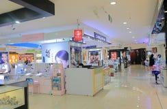 Универмаг ходя по магазинам Guilin Китай Guilin Стоковые Фотографии RF