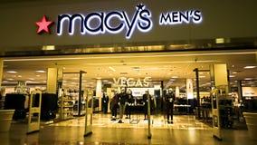 Универмаг ` s Macy стоковые фото