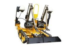 Универсальный робот Стоковые Фото