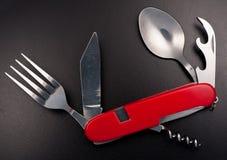 Универсальный нож Стоковая Фотография