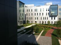 Университет лаборатории Делавера ISE Стоковое Фото