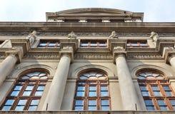 Университет Бухареста, Румыния стоковое фото
