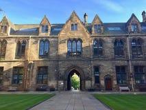 Университет Глазго, Шотландии, Великобритании Стоковое Изображение