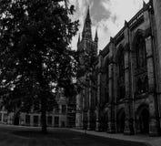 Университет Глазго, Шотландии Стоковое Изображение RF