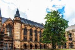 Университет Глазго, Шотландии Стоковые Изображения