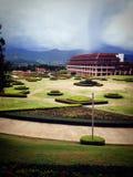 Университет Градуса Фаренгейта Luang Mae Стоковое Изображение