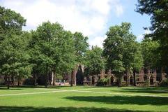 университет Ейль стоковое изображение