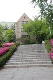 Университет женщины Сеула Ewha в Южной Корее Стоковая Фотография RF