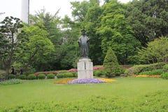 Университет женщины Ewha в Сеуле Стоковое Изображение
