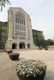 Университет женщины Ewha Южной Кореи в Сеуле Стоковое Изображение