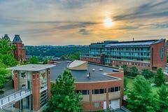 Университет Западной Вирджинии стоковые фото