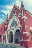 Университет изящных искусств и наук BolÃvar в старом городке, Ca Стоковые Изображения RF