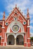Университет изящных искусств и наук BolÃvar в старом городке, Ca Стоковая Фотография