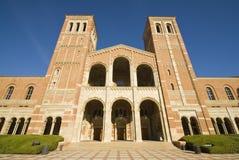 университет кампуса здания Стоковая Фотография RF